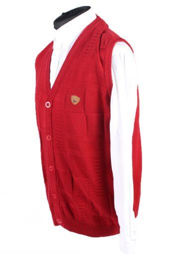 Vintage Jumper Paul Smith Sleeveless XXL Red -IL1649-103432
