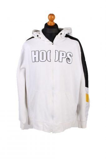 Nike Track Top Hoodies White XL