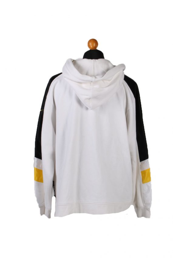 Vintage Nike Tracksuits Top Hoodies XL White -SW2124-101999
