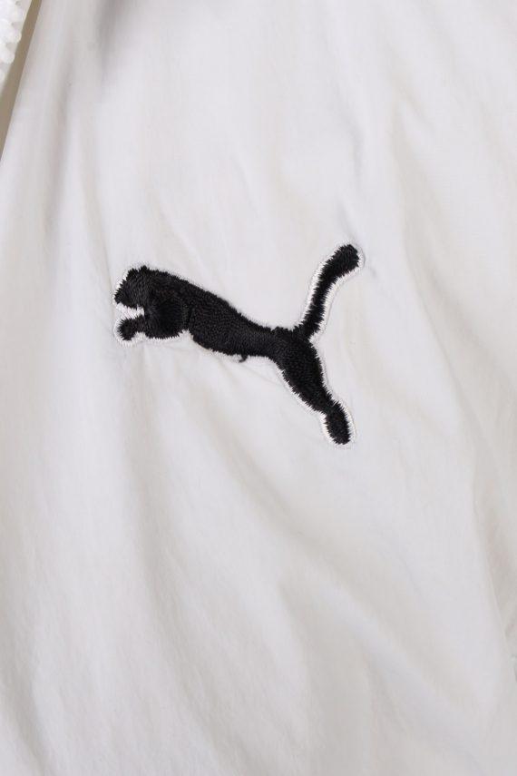 Vintage Puma Tracksuits Top Hoodies XL White -SW2131-102028