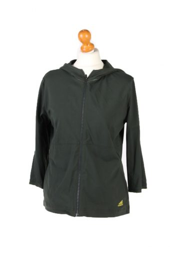 Adidas Track Top Shell Sportwear Green L