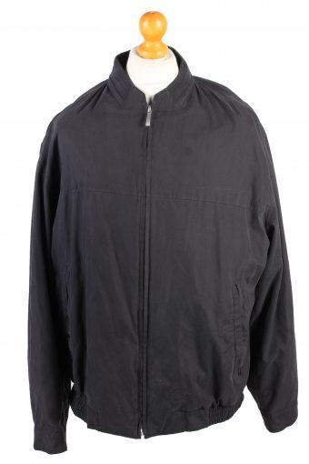 Vintage Daniel Hechter Lightweight Jacket Coat XL Navy