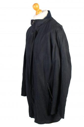 Vintage Daniel Hechter Lightweight Jacket Coat XL Navy -C1379-104149
