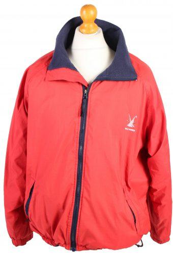 Vintage Helly Hansen Lightweight Jacket Coat S Red