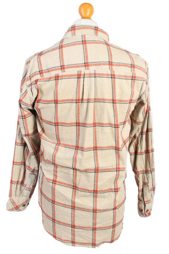 Vintage Miracle Corduroy Printed Shirt Catton M Multi SH3659-105170
