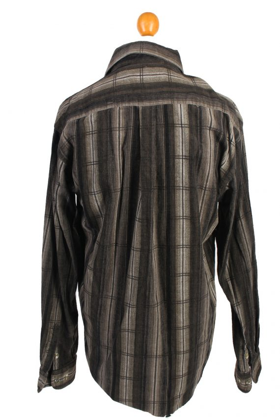 Vintage By Geart Corduroy Printed Shirt Urban Cord XL Multi SH3671-105218