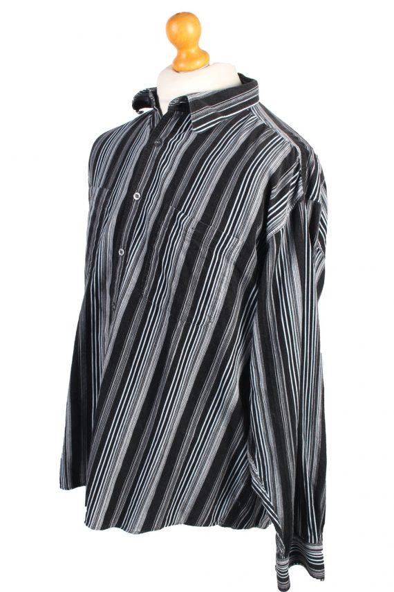 Vintage Greed Corduroy Printed Shirt Urban Cord XL Multi SH3672-105221