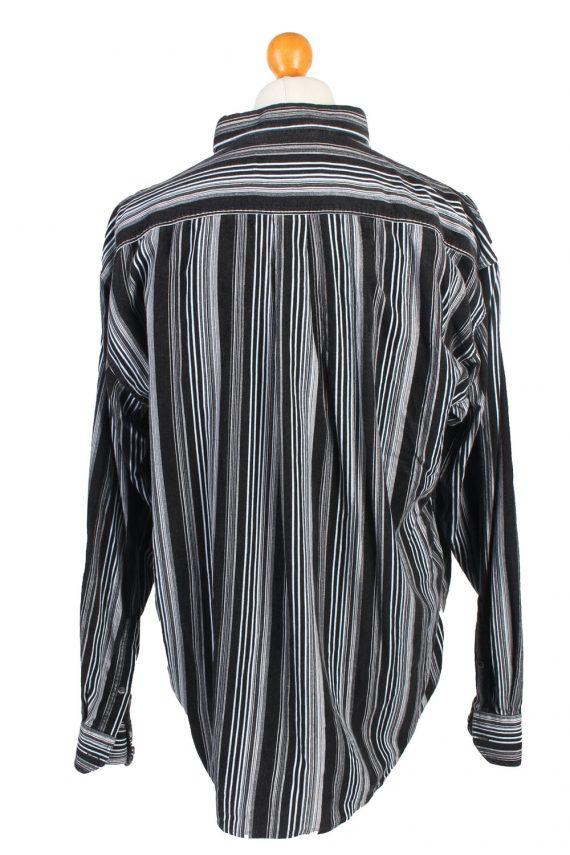 Vintage Greed Corduroy Printed Shirt Urban Cord XL Multi SH3672-105222