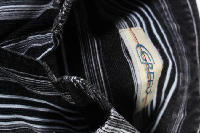 Vintage Greed Corduroy Printed Shirt Urban Cord XL Multi SH3672-105223