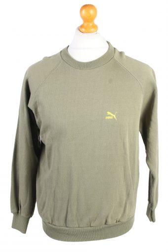 Puma Sweatshirt Sportwear Green M