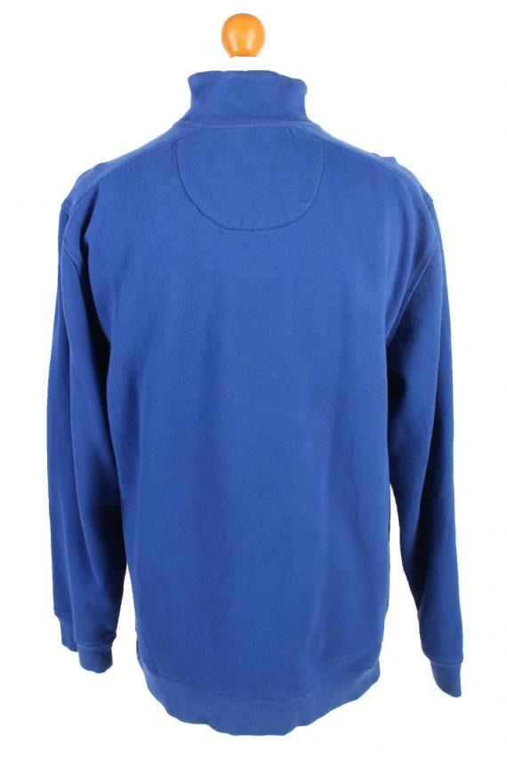 Izod Vintage Tracksuits Top Shell Sweatshirt XL Blue -SW2146-105326