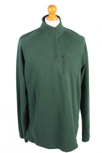 Chaps Track Top Shell Sportswear Green XL