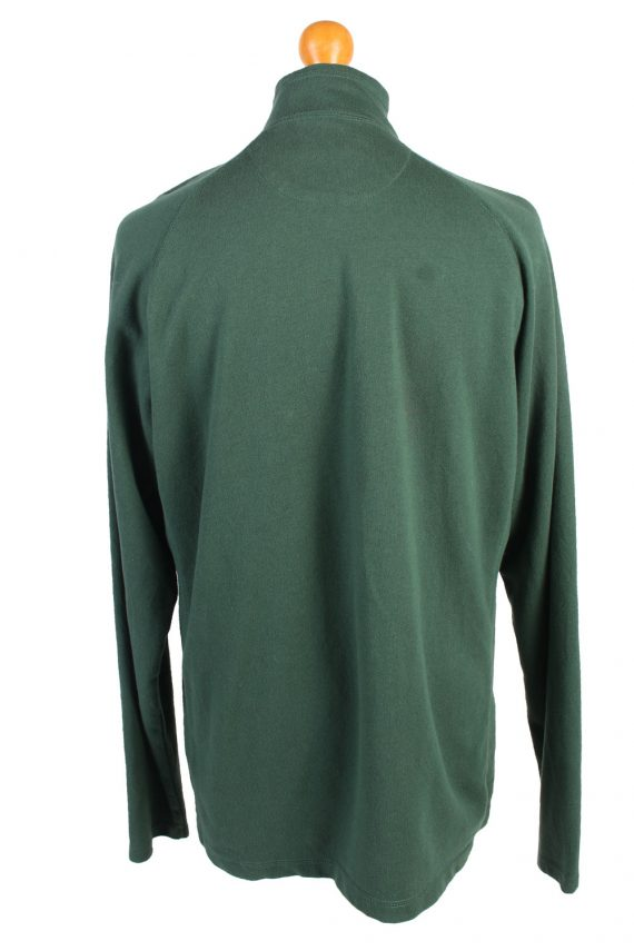 Vintage Chaps Tracksuits Top Shell Sportswear XL Green -SW2152-105350