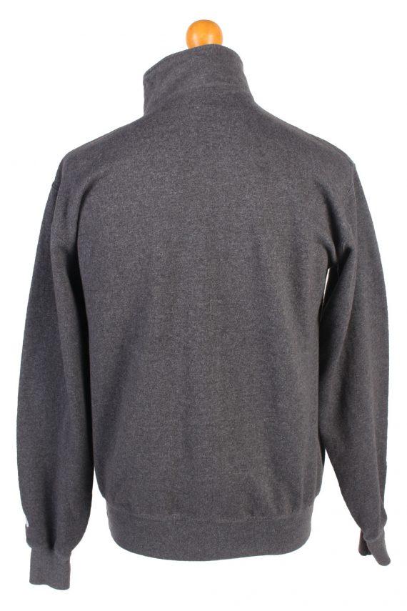 Vintage Champion Tracksuits Top Shell Sportswear M Dark Grey -SW2154-105358