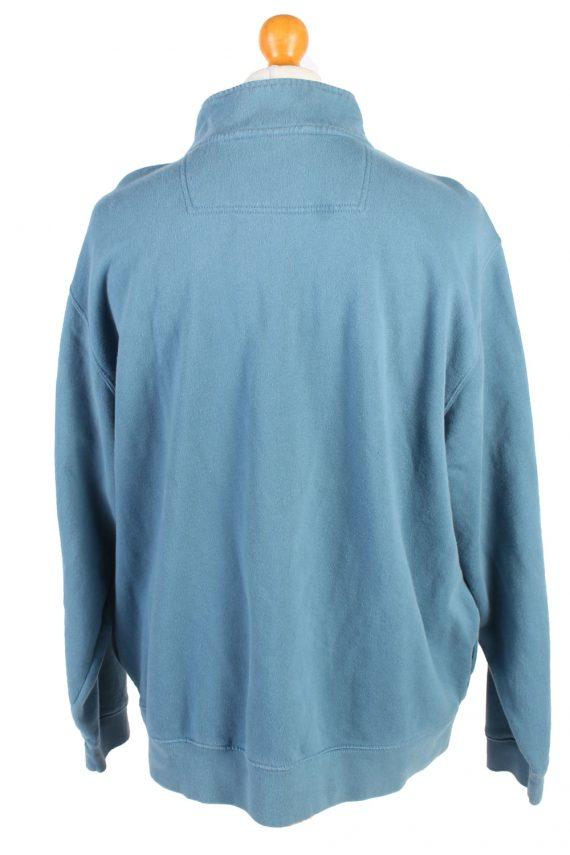 L.L Bean Vintage Tracksuits Top Sportswear XL Blue -SW2160-105378