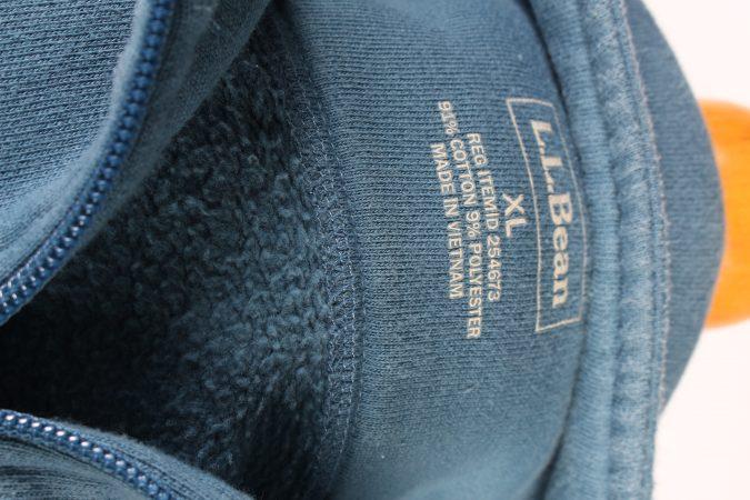 L.L Bean Vintage Tracksuits Top Sportswear XL Blue -SW2160-105379