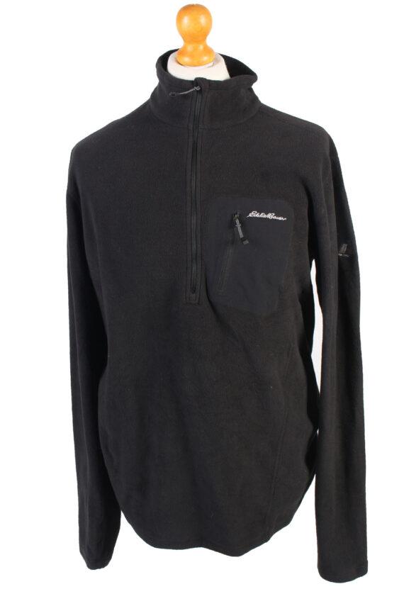 Vintage Eddie Sweatshirt Sportswear M Black -SW2163-0