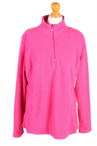 Champion Track Top Shell Pink XL