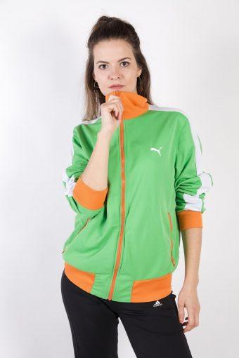 Puma Track Top Sportswear Green L