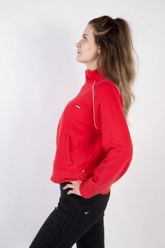 Vintage Adidas Tracksuits Top Sportlife Style M Red -SW2170-105480