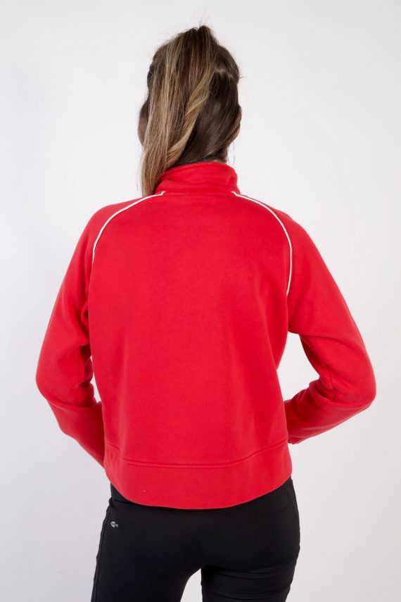 Vintage Adidas Tracksuits Top Sportlife Style M Red -SW2170-105481