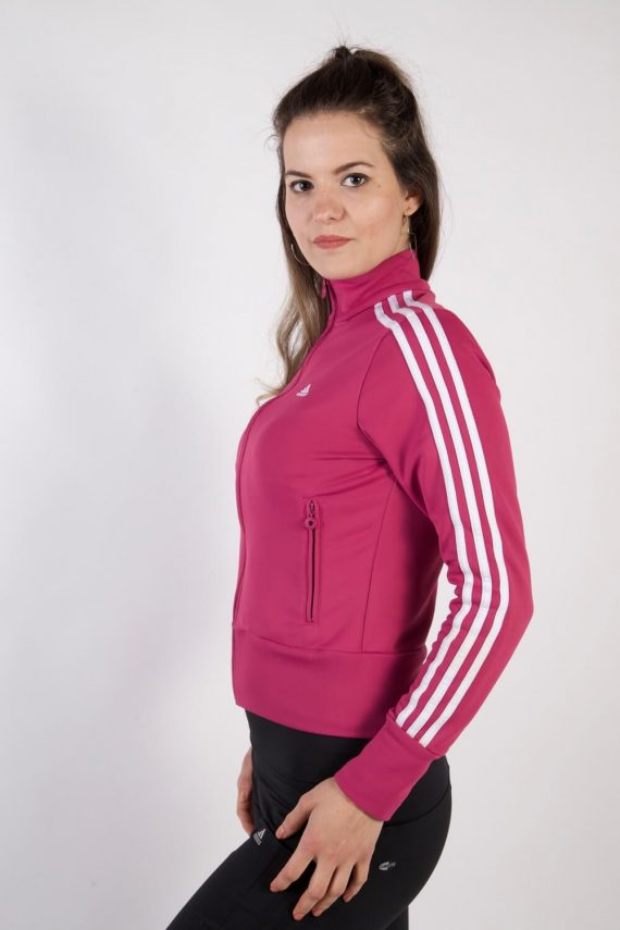 Adidas Vintage Tracksuits Top Shell Sportlife Style S Pink -SW2174-105496