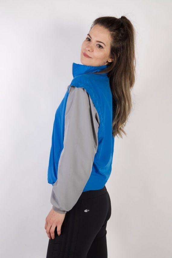 Vintage Puma Tracksuits Top Shell Sweatshirt S Blue -SW2178-105512