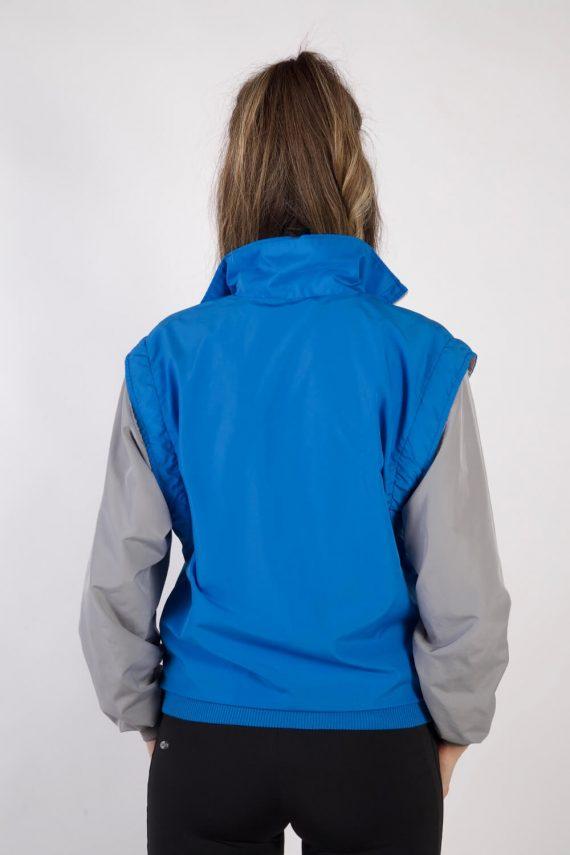 Vintage Puma Tracksuits Top Shell Sweatshirt S Blue -SW2178-105513