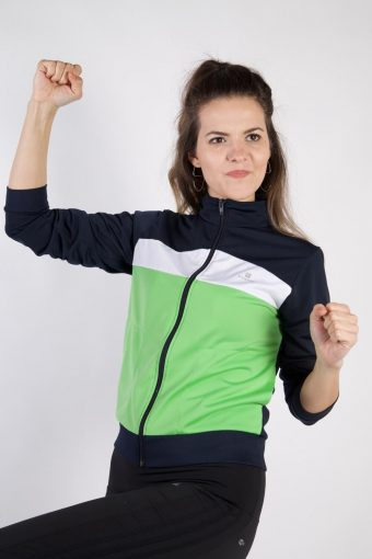 90s Retro Track Top High Neck 14 Years