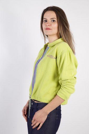 Blue Cap Vintage Tracksuits Top Shell Sportswear M Green -SW2212-105640