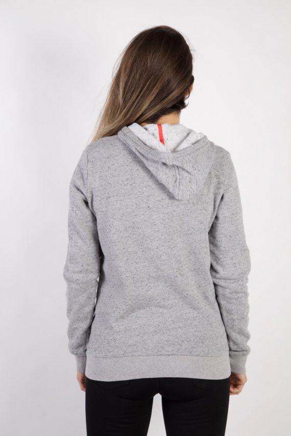 Vintage Adidas Tracksuits Top Hoodies S Grey -SW2245-105782