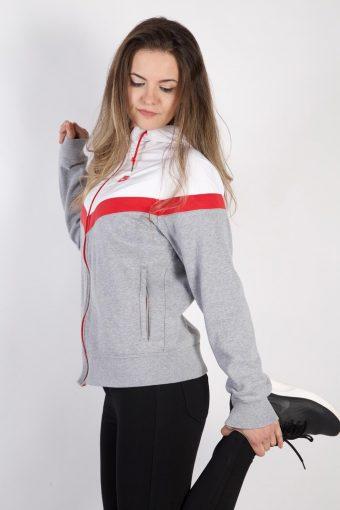 Vintage Nike Tracksuits Top Sportswear M Grey -SW2252-105802
