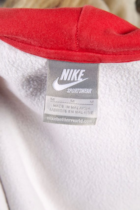 Vintage Nike Tracksuits Top Sportswear M Grey -SW2252-105804