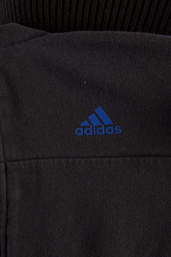 Adidas Vintage Tracksuits Top Sportlife Style S Black -SW2282-105935
