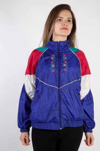 90s Track Top Shell Sportlife Style L