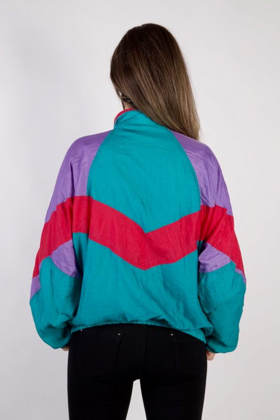 Vintage Unbranded Tracksuits Top Shell Sweatshirt XL Multi -SW2316-106050