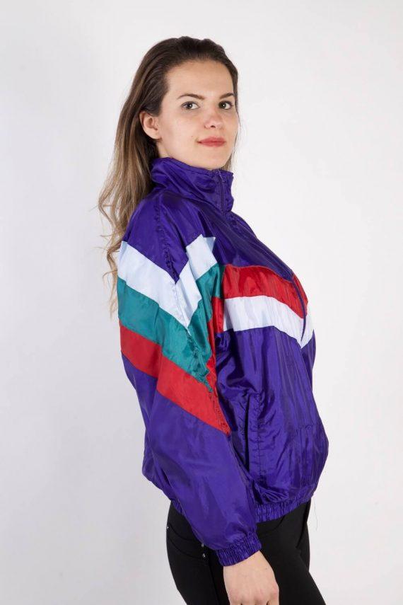 Model Vintage Tracksuits Top Sportswear L Purple -SW2320-106099
