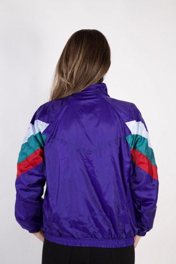 Model Vintage Tracksuits Top Sportswear L Purple -SW2320-106100
