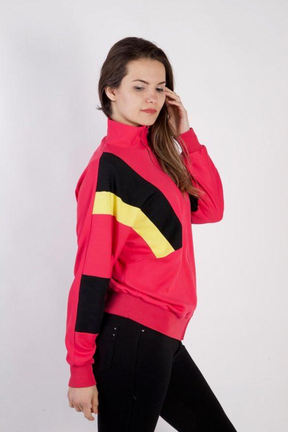 Vintage Savety Tracksuits Top Sportswear M Pink -SW2328-106131