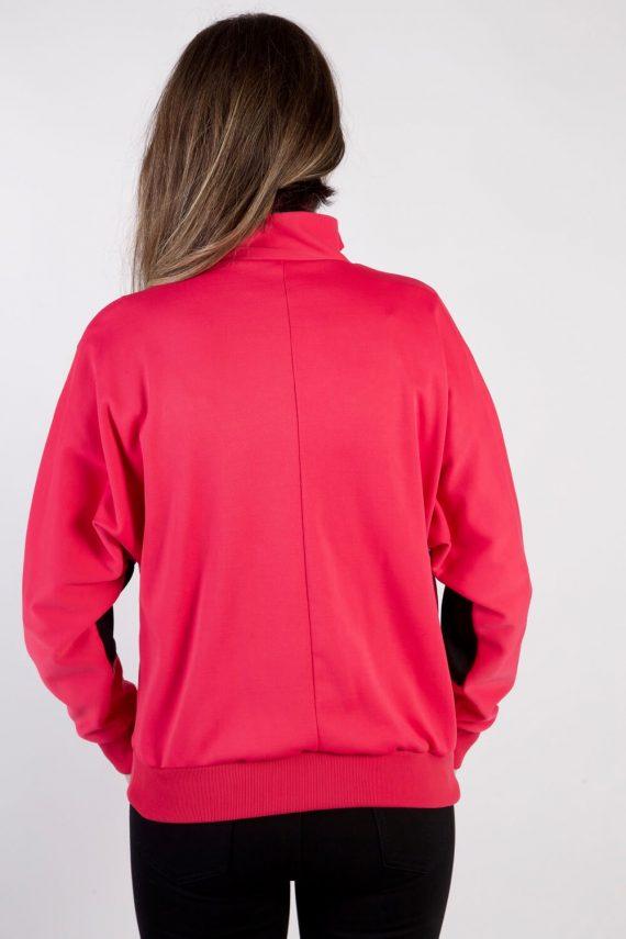 Vintage Savety Tracksuits Top Sportswear M Pink -SW2328-106132