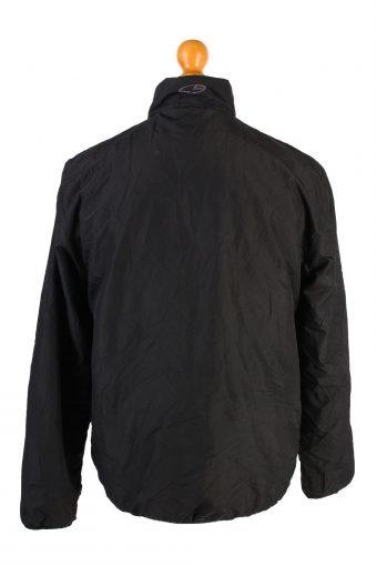 Vintage Champion Reversible Padded Jacket M Black -C1474-106868