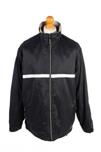 Vintage Air Sport Puffer Coat Nike M Black