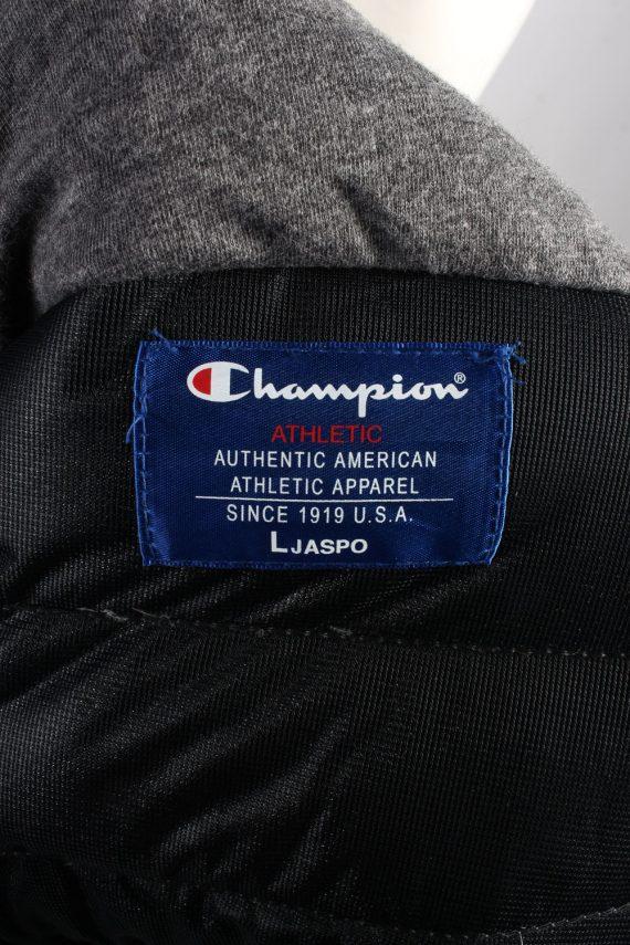 Vintage Champion Puffer Jacket Puffer Coat L Grey -C1495-107026
