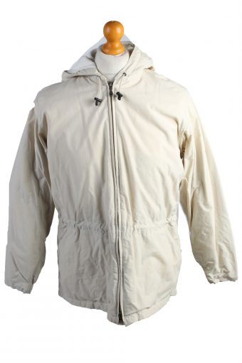 Vintage Eddie Baver Puffer Jacket Padded Jacket M Creem