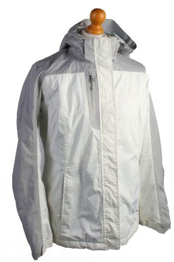 Vintage Eddie Baver Puffer Jacket Padded Jacket L Creem -C1502-107005