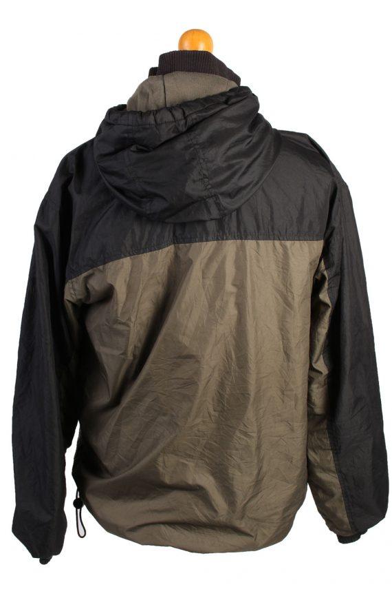 Vintage Adidas Puffer Jacket Puffer Coat S Khaki -C1506-106958