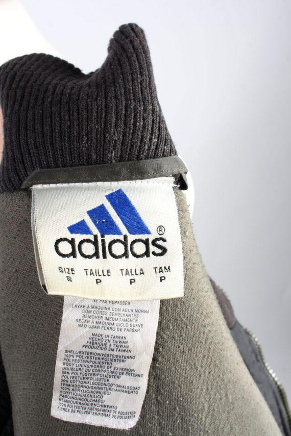 Vintage Adidas Puffer Jacket Puffer Coat S Khaki -C1506-106959