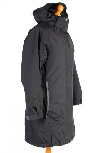 Vintage Tenson Puffer Jacket Padded Jacket L Black -C1509-106966