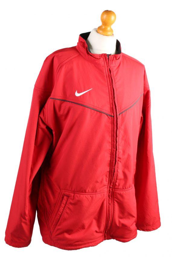 Vintage Nike Puffer Jacket Padded Jacket XL Red -C1514-106981
