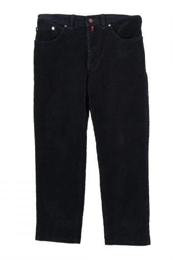 Pierre Cardin Stretch Fit Corduroy Denim Jeans 90's W31 L32